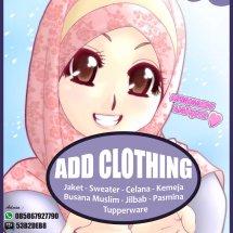 add clothing