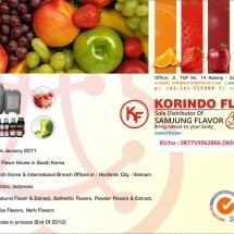 Korindo Flavour
