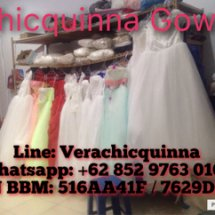 Chicquinna Gown