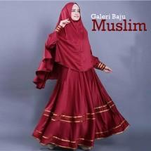 Galeri Baju Muslim Murah