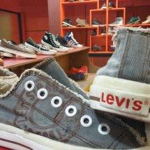 LnS second Shoes