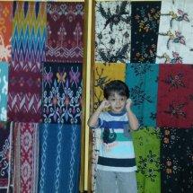 Batik tube