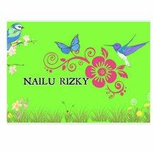 Logo NAILU RIZKY SHOP
