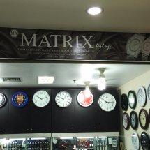 matrix arloji Logo