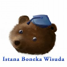 Logo Boneka Wisuda Teddy Bear