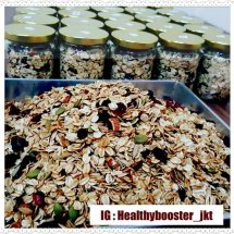 HEALTHY BOOSTER JKT