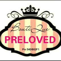 boutique preloved