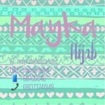 Mayka Hijab Branded