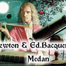 Newton & Ed.Bacquerel