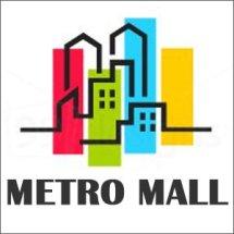 Logo Metro Mall