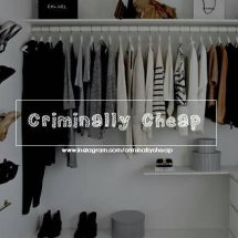 Criminally Cheap