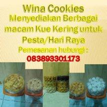 Wina Cookies