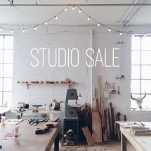 Studio Sale