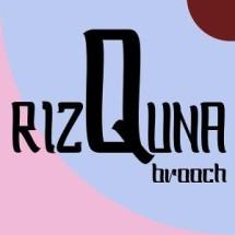 Rizquna Brooch