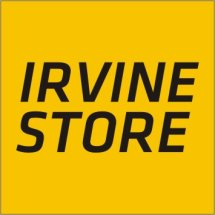Logo Irvine Store