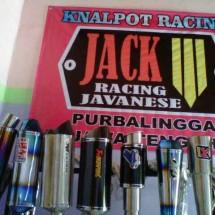 JACK III RJ KNALPOT