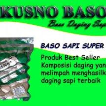 Kuliner Baso kusno