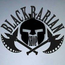 Blackbarian Shop