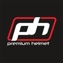 premium helmet Logo