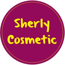 Logo Sherly Cosmetic
