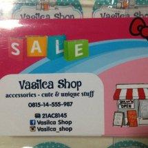Vasilca Shop