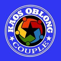 Kaos Oblong Couple