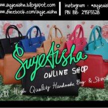 Suye Aisha (Online Shop)