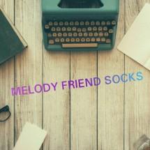 melody friend socks