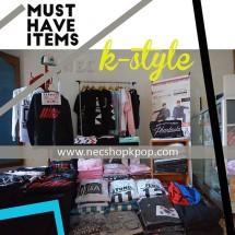 NEC Shop Kpop