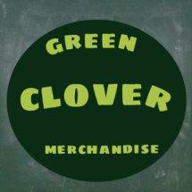 Green Clover Merchandise