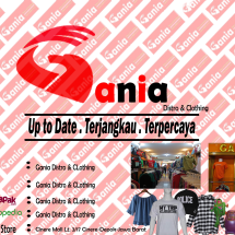 Gania Distro & Clothing