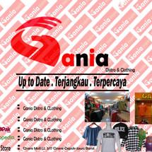 Gania Distro & Clothing