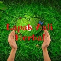 Lapak Asli Herbal Logo