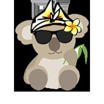 Bali koala