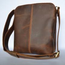 house leather bag