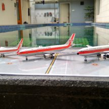Airplane Diecast