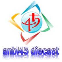 anbl45 diecast