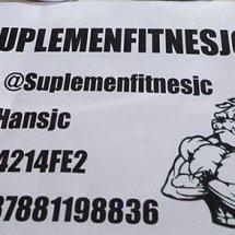 Suplemen Fitnes JC