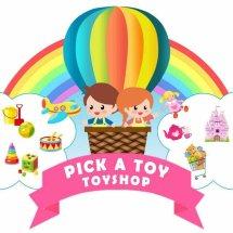 pick a toy toyshop