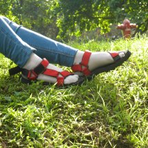 sandal gunung fashion