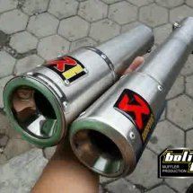 Bolinggo Knalpot Custome