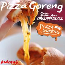 Pizza Goreng Bintaro