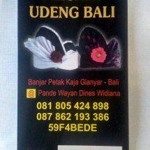 Mesari Udeng Bali