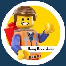 Logo Benny Bricks