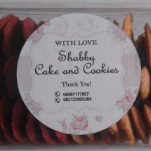 Shabby Cake and Cookies