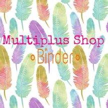 Multiplus Shop Binder