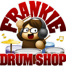FrankieDrumShop Logo