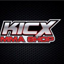 Logo Kicx mma shop