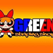 Green-striping Shop