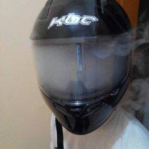 Helm kbc yamaha/honda